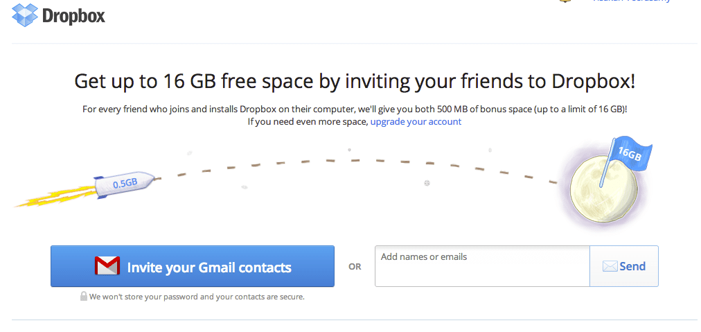 dropbox-viral-loop