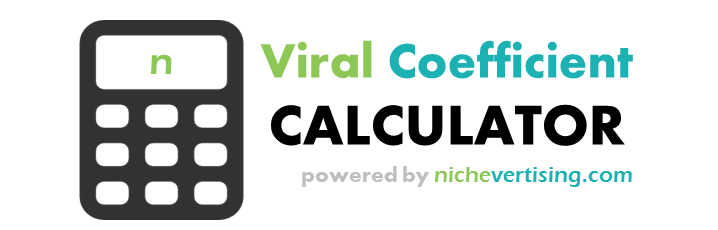viral app coefficient calculator