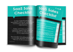 SaaS sales strategy steps