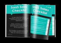 SaaS sales strategy steps